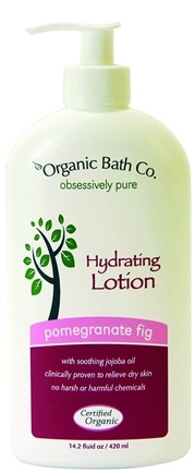 DROPPED: Organic Bath Company - Hydrating Lotion Pomegranate Fig - 14.2 oz.