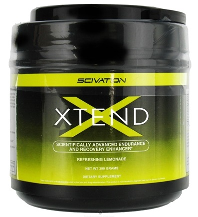 DROPPED: Scivation - Xtend Endurance and Recovery Enhancer Refreshing Lemonade - 390 Grams