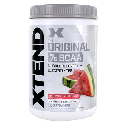 Scivation - Xtend Intra-Workout Catalyst Watermelon Madness - 13.5 oz.