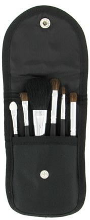 DROPPED: Honeybee Gardens - Cosmetic Brush Set - 6 Piece(s) CLEARANCE PRICED
