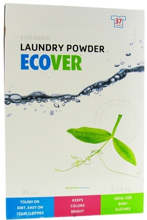 DROPPED: Ecover - Ecological Laundry Powder 37 Loads - 96 oz.