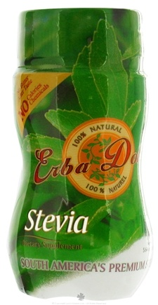 DROPPED: Erba Dolce - Stevia Container - 5.64 oz.