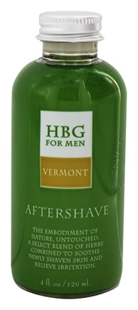 DROPPED: Honeybee Gardens - For Men Aftershave Vermont - 4 oz.