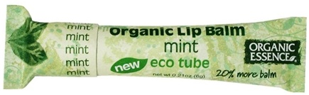 DROPPED: Organic Essence - Organic Lip Balm Mint - 0.21 oz.