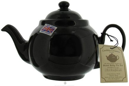 DROPPED: Harold Import - Teapot 6 Cup Brown Betty - 32 oz. CLEARANCE PRICED