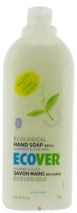 Zoom View - Ecological Hand Soap Refill Lavender and Aloe Vera