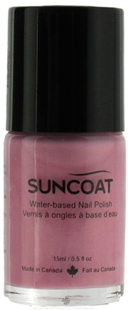 Zoom View - Water-Based Nail Polish Lilac 09