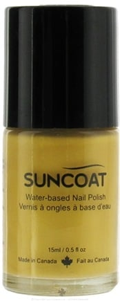 Zoom View - Water-Based Nail Polish Gold 19