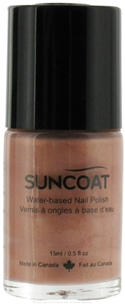 DROPPED: Suncoat - Water-Based Nail Polish Beige 31 - 0.5 oz. CLEARANCE PRICED