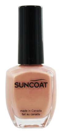 DROPPED: Suncoat - Water-Based Nail Polish Apricot - 0.43 oz.