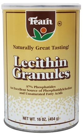 Zoom View - Lecithin Granules