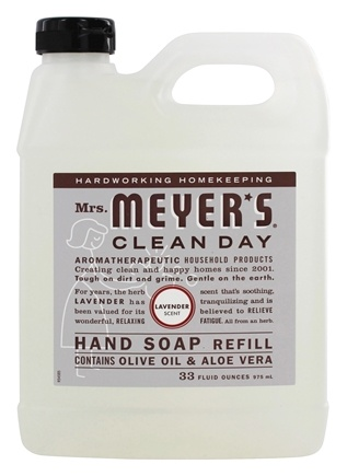 Zoom View - Clean Day Liquid Hand Soap Refill