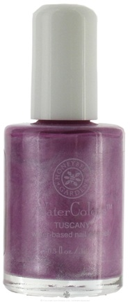 DROPPED: Honeybee Gardens - Watercolors Water Based Nail Enamel Tuscany - 0.5 oz. CLEARANCE PRICED