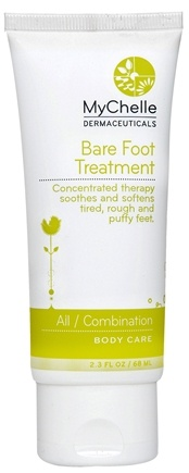 DROPPED: MyChelle Dermaceuticals - Bare Foot Treatment - 2.3 oz. CLEARANCE PRICED