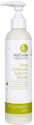 DROPPED: MyChelle Dermaceuticals - Body Ambrosia Autumn Woods - 8 oz. CLEARANCE PRICED