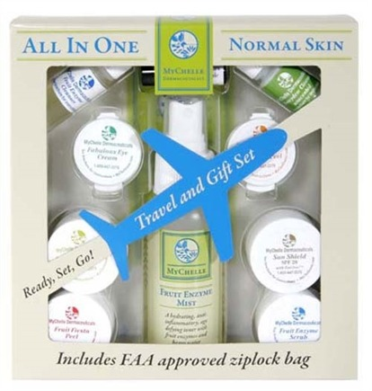Zoom View - All In One Travel and Gift Set Normal Skin