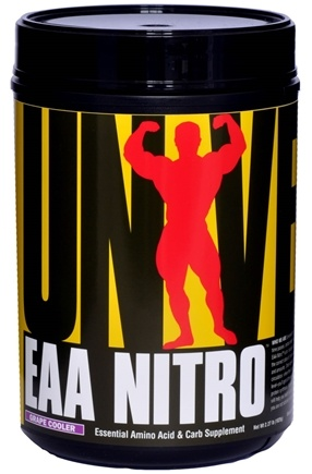 DROPPED: Universal Nutrition - EAA Nitro Protein Complex Grape - 2.27 lbs.