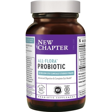 Zoom View - Organics Probiotic All Flora