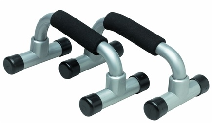 DROPPED: Valeo Inc. - Push Up Bars - 1 Pair CLEARANCE PRICED