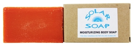 DROPPED: Solar Recover - Moisturizing Body Soap Bar - 3.5 oz.