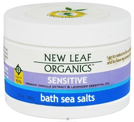 Zoom View - Bath Sea Salts Sensitive