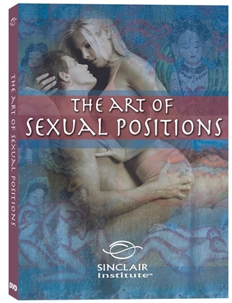 DROPPED: Sinclair Institute - The Art Of Sexual Positions - 1 DVD(s) CLEARANCE PRICED