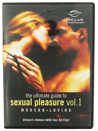 DROPPED: Sinclair Institute - Modern Living: The Ultimate Guide To Sexual Pleasure Volume 1 - 1 DVD(s)