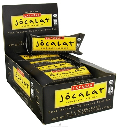 Zoom View - Jocalat Chocolate Hazelnut Bar