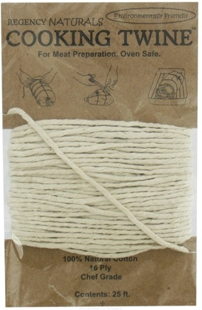 DROPPED: Regency - Cooking Twine for Meat Preperation - 25 ft. CLEARANCE PRICED