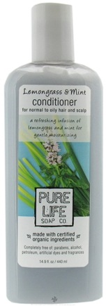 DROPPED: Pure Life - Conditioner Lemongrass & Mint - 14.9 oz. CLEARANCE PRICED