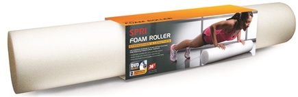 "DROPPED: SPRI - Foam Roller Full Round - 36"" X 6"" - CLEARANCE PRICED"