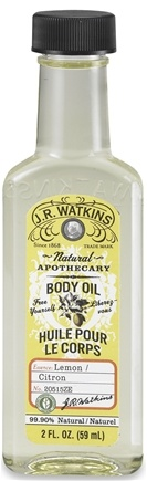 Zoom View - Natural Apothecary Body Oil