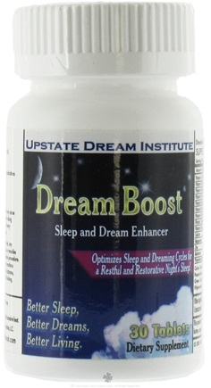 DROPPED: Upstate Dream Institute - Dream Boost Sleep and Dream Enhancer CLEARANCE PRICED - 30 Tablets