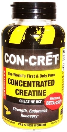 DROPPED: Promera Health - Con-Cret Concentrated Creatine - 48 Capsules CLEARANCE PRICED