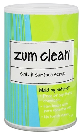 Zoom View - Zum Clean Sink and Surface Scrub