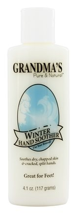 Remwood Products Co. - Grandma's Pure & Natural Harsh Winter Hand Soother - 4.1 oz.