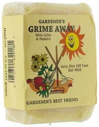 DROPPED: Remwood Products Co. - Gardener's Grime Away with Grits and Pumice - 6.6 oz. CLEARANCE PRICED