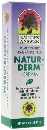 DROPPED: Nature's Answer - Natur-Derm - 1 oz.