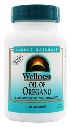 Zoom View - Wellness Oil Of Oregano