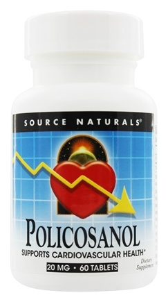 Zoom View - Policosanol Supports Cardiovascular Health