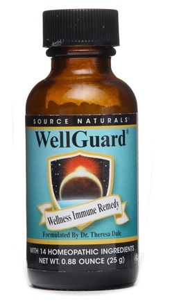 DROPPED: Source Naturals - Wellness FluGuard 525 Pellets - 1 oz.