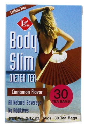 Zoom View - Body Slim Dieter Tea Cinnamon Flavor