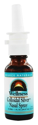 Zoom View - Wellness Colloidal Silver Nasal Spray