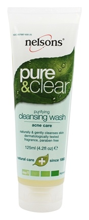 DROPPED: Nelsons - Pure & Clear Purifying Cleaning Wash - 4.2 oz.