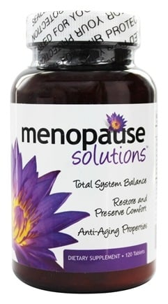 Zoom View - Menopause Solutions Deer Velvet Antler Extract
