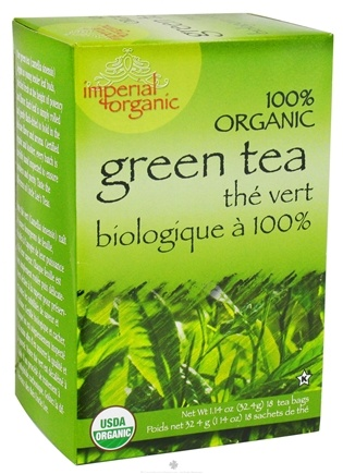 Zoom View - Imperial Organic Green Tea