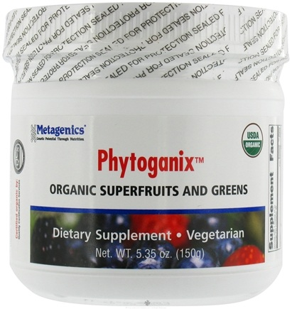 DROPPED: Metagenics - Phytoganix - 150 Grams CLEARANCED PRICED