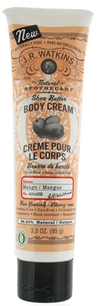 Zoom View - Naturals Apothecary Shea Butter Body Cream