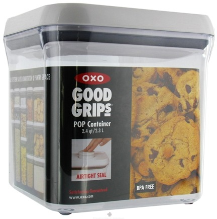 DROPPED: OXO - Good Grips POP Container Big Square - 2.4 qt. CLEARANCE PRICED