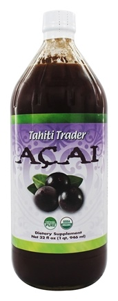 Zoom View - Organic Acai Juice
